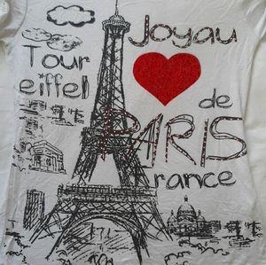 Paris Souvenir T-shirt